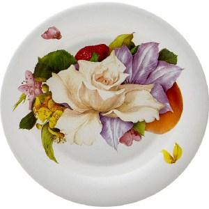 цена Тарелка суповая Ceramiche Viva Фреско (CV2-T01-05048-AL)