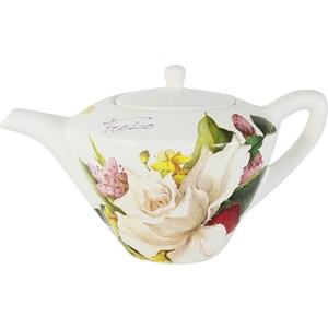 Заварочный чайник 1.0 л Ceramiche Viva Фреско (CV2-T07-11048-AL) ceramiche viva яблоки и камелии cv2 48144 al
