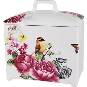 Банка для сыпучих продуктов Imari Цветы и птицы (IM55060_1-A2210AL) банка для сыпучих продуктов imari магнолия 300 мл