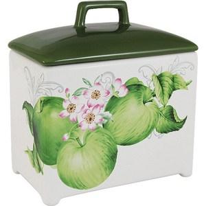 Банка для сыпучих продуктов Imari Зеленые яблоки (IM55060_1-A2211AL) набор для специй зеленые яблоки 1192724