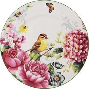 Тарелка обеденная Imari Цветы и птицы (IMA0180H-A2210AL) imari