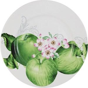 Тарелка обеденная Imari Зеленые яблоки (IMA0180H-A2211AL) набор для специй зеленые яблоки 1192724