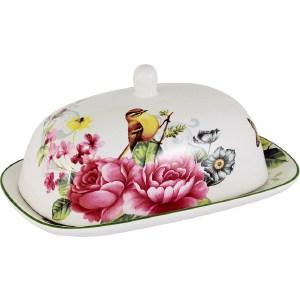 Масленка Imari Цветы и птицы (IMB0360-A2210AL)