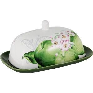 Масленка Imari Зеленые яблоки (IMB0360-A2211AL)