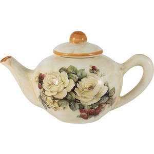 Заварочный чайник 0.65 л LCS Роза и малина (LCS958TP-RM-AL) маргарита альбедиль индия беспредельная мудрость