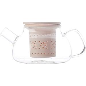 Заварочный чайник 0.7 л Maxwell & Williams Лилия розовый (MW542-EJ0012)