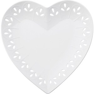 Тарелка Maxwell & Williams Лилия сердце (MW580-AY0043)