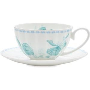Чашка с блюдцем Maxwell & Williams Атлантис (MW583-VE3511)