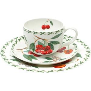 Набор чайный 3 предмета Maxwell & Williams Вишня (MW637-PB8502) набор эм 2 предмета 10 сочная вишня 984146