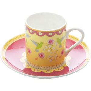 Чашка с блюдцем Maxwell & Williams Антуанетта (MW637-SB25300)