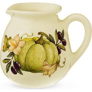 Сливочник Nuova Cer Тыква (NC7361-ODN-AL) nuova cer сливочник итальянские фрукты