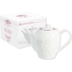 Заварочный чайник 0.8 л Easy Life (R2S) Розовый сад (R2S1250_DERO-AL) тарелка для пасты easy life r2s прованс r2s818 prov al