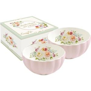 Набор из 2-х салатников Easy Life (R2S) Королевский сад розовый (R2S1286_ROYP-AL)