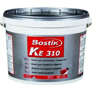 Клей для напольных покрытий BOSTIK TARBICOL КЕ310 20кг.