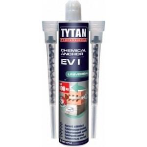 Анкер химический Tytan универсал. EV-I 300мл. пена монтажная tytan lexy 20 300мл
