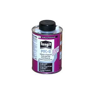 Клей для труб ПВХ TANGIT PVC-U 500гр. с кистью Henkel