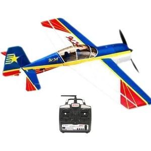 Радиоуправляемый самолет Art-Tech YAK 54 2.4G водолазки yak more водолазка