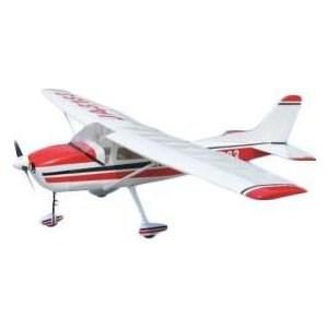 Радиоуправляемый самолет CYmodel Cessna 172 радиоуправляемый самолет lanxiang f 22