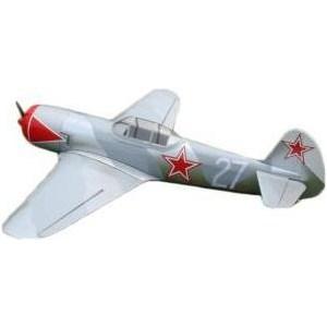 Радиоуправляемый самолет CYmodel ЯК 3 (YAK 3U) cymodel mustang p 51d 46 cy8011a