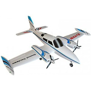 Радиоуправляемый самолет Dynam Cessna 310 2.4G tattu lipo battery 22 2v 1400mah lipo 6s 75c rc battery with xt60 plug batteries for fpv frame 310 size with high rate