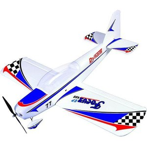 Радиоуправляемый самолет Dynam Focus EP 400 2.4G радиоуправляемый самолет dynam smart trainer 2 4g