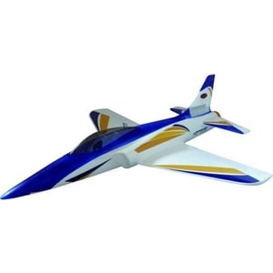 Радиоуправляемый самолет Dynam Meteor V2 EDF 2.4G радиоуправляемый самолет dynam smart trainer 2 4g