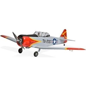 Радиоуправляемый самолет E-Flite AT 6 Texan 25 Platinum Series ARF 1pcs original hobbywing platinum hv 200a v4 6 14s lipo opto brushless esc for rc drone quadrocopter helicopter aircraft