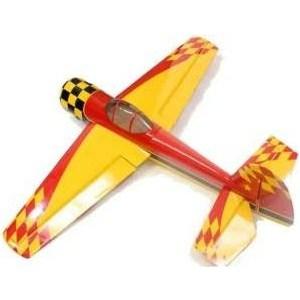 Радиоуправляемый самолет RC Goldwing RC YAK55M 50 3D B ARF 2.4G водолазки yak more водолазка