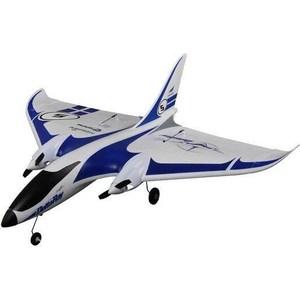 Радиоуправляемый самолет HobbyZone Delta Ray (технология SAFE) квадрокоптер hobbyzone zugo 2mp видеокамера