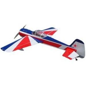 Радиоуправляемый самолет RC Goldwing ARF YAK55M 50 3D C водолазки yak more водолазка
