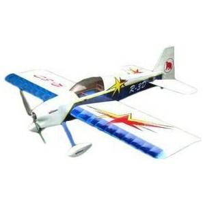 Радиоуправляемый самолет Richmodel R 3D 40 PNP (собранный) радиоуправляемый самолет lanxiang mirage 2000 pnp page 3