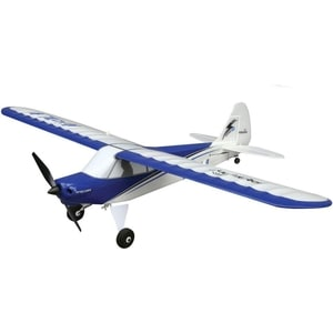 Радиоуправляемый самолет HobbyZone Sport Cub S RTF with SAFE Technology 2.4G квадрокоптер hobbyzone zugo 2mp видеокамера