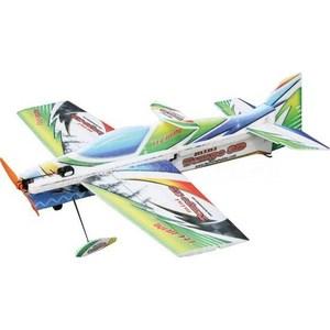 Радиоуправляемый самолет TechOne Tempo 3D EPP KIT free shipping techone su29 800 3d epp kit version not include any electronic parts