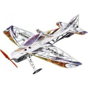 Радиоуправляемый самолет TechOne Venus X 3D Depron KIT free shipping techone su29 800 3d epp kit version not include any electronic parts