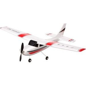 Радиоуправляемый самолет WL Toys F949 Cessna 182 2.4G радиоуправляемый самолет dynam smart trainer 2 4g