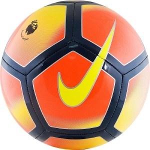 Мяч футбольный Nike Pitch PL SC3137-620 р. 4