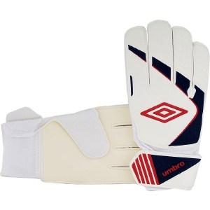 Перчатки вратарские Umbro Stadia Glove 20579U-D62 р. 8
