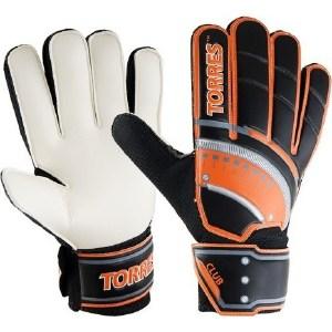 Перчатки вратарские Torres Club FG050711 р. 11 перчатки вратарские torres jr fg05027 bu р 7