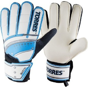 Перчатки вратарские Torres Match FG050611 р. 11 перчатки вратарские torres jr fg05027 bu р 7