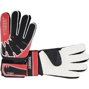 Перчатки вратарские Torres Training FG050310-RD р. 10 перчатки вратарские torres jr fg05027 bu р 7