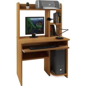 Компьютерный стол Атлант Интел 1 вишня оксфорд