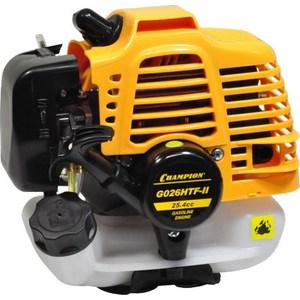 Двигатель бензиновый Champion G026HTF-II газонокосилка бензиновая champion lm5127bs