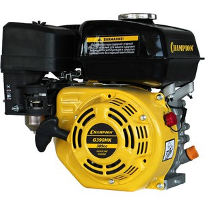 Двигатель бензиновый Champion G390HK цена 2017
