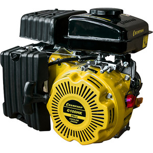 Двигатель бензиновый Champion G100HK двигатель бензиновый champion g200vk 2