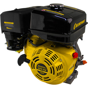 Двигатель бензиновый Champion G270-1HK газонокосилка бензиновая champion lm5127bs