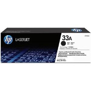 Картридж HP 33A 2300 страниц. картридж для лазерного принтера hp 33a cf233a
