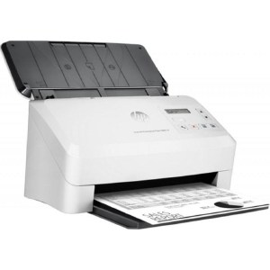 Сканер HP ScanJet Enterprise Flow 5000 s4  hp scanjet enterprise flow n9120