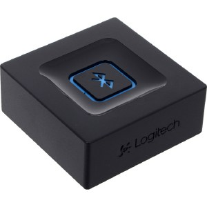 Музыкальный Bluetooth-адаптер Logitech Audio Adapter (980-000912) fx audio d802 remote control usb optical coaxial input hifi home audio pure digital amplifier 24bit 192khz without power adapter