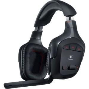 Игровая гарнитура Logitech G930 Wireless