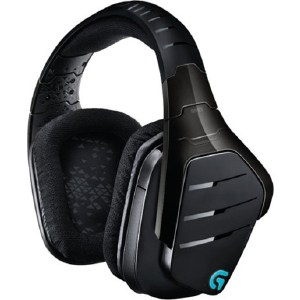 цена на Игровая гарнитура Logitech G933 7.1 Wireless